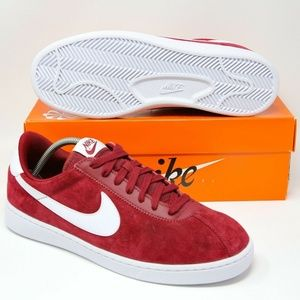 Nike Bruin Low Suede Team Red sz 9 845056-600 sb